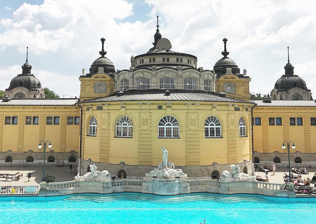 Σέτσενι Spa: Τα μεγαλύτερα της Ευρώπης