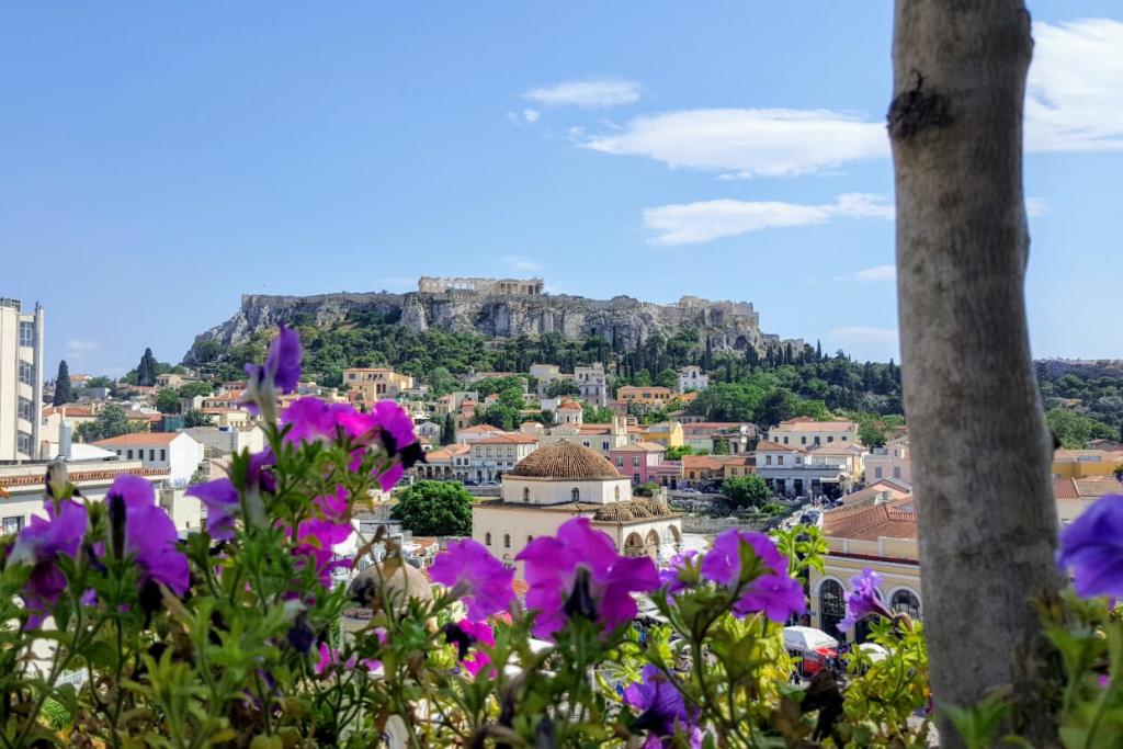 Spots για να δεις την Αθήνα, από ψηλά